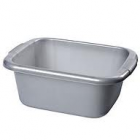 BOWL RECTANGULAR SILVER