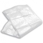 SWING BIN LINERS STD WHITE 13x23x30